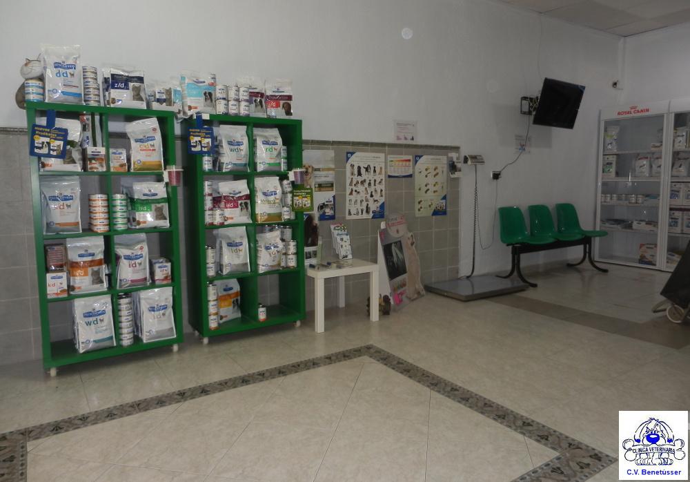 cvbenetússer clínica sala de espera